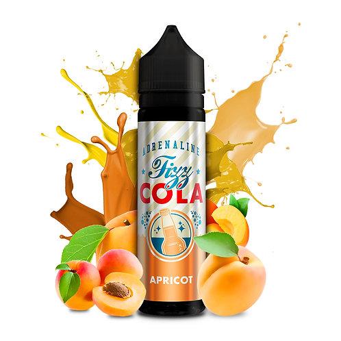 Adrenaline Fizzy Cola - Apricot 50ml Shortfill E-Liquid