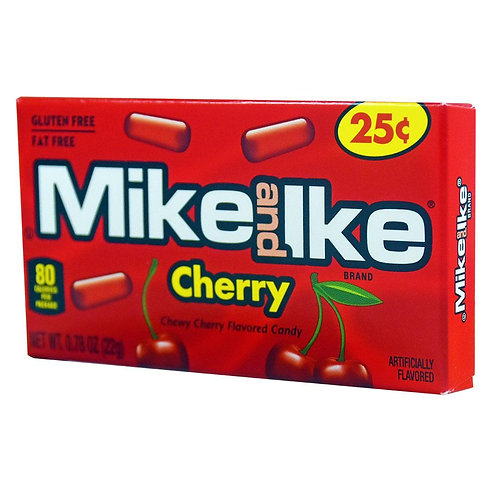Mike & Ike Chewy Cherry Candy