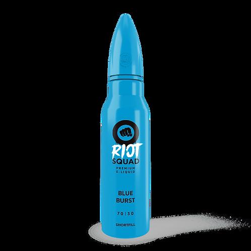 Riot Squad Blue Burst 50ml Shortfill E-Liquid