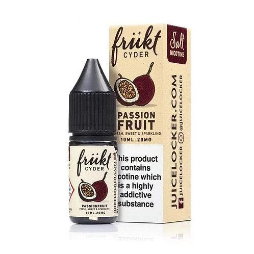 Frukt Cyder Nic Salts - Passion Fruit 10ml
