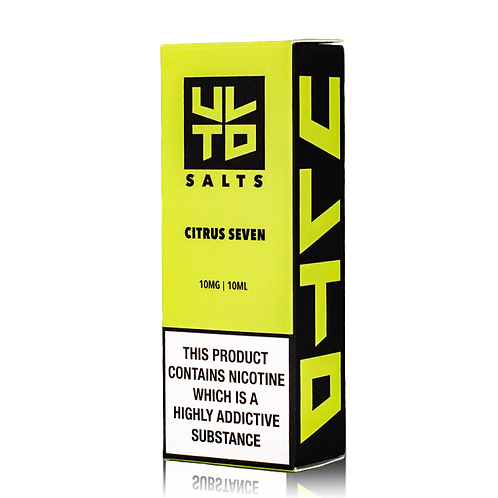 ULTD Salts - Citrus Seven 10ml 20MG