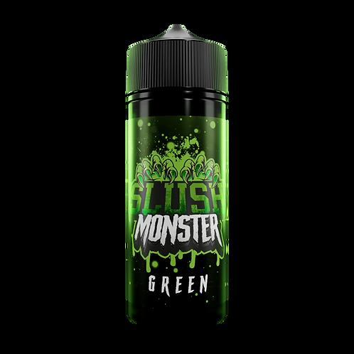 SLUSH MONSTER GREEN 100ML SHORTFILL