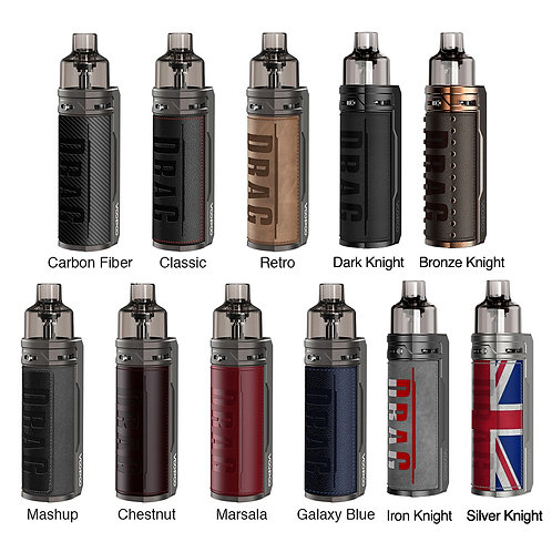 Drag S Mod Pod Kit By Voopoo