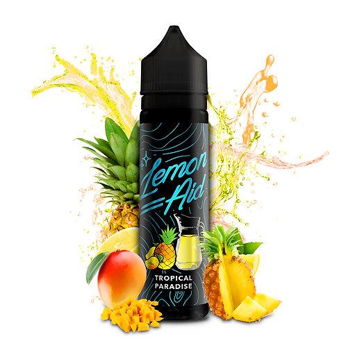 Lemon Aid - Tropical Paradise 50ml Shortfill E-Liquid