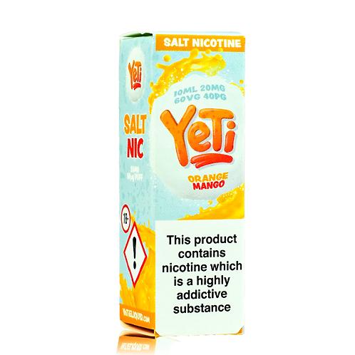 Yeti Salt - Orange & Mango 20MG