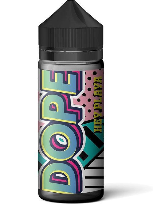 Dope Hey Playa by Wick Liquor | 100ml Shortfill | 0mg