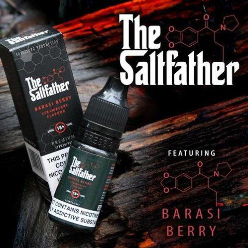 The Saltfather Nic Salts - Barasi Berry 10ml 20MG
