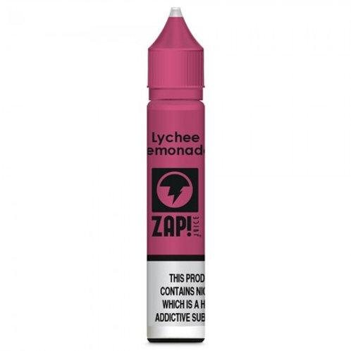 ZAP! Nic Salts - Lychee Lemonade 10ml 20MG