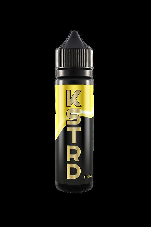 KSTRD BNNA 50ml Shortfill E-Liquid