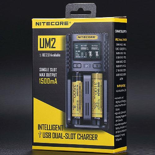 Nitecore Intellicharger UM2