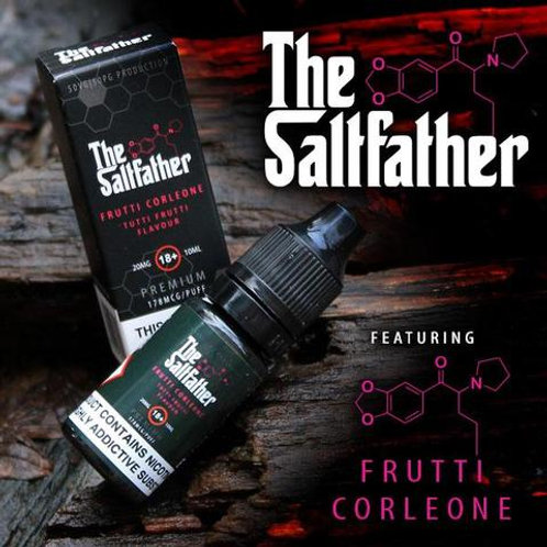The Saltfather Nic Salts - Frutti Corleone 10ml 20MG
