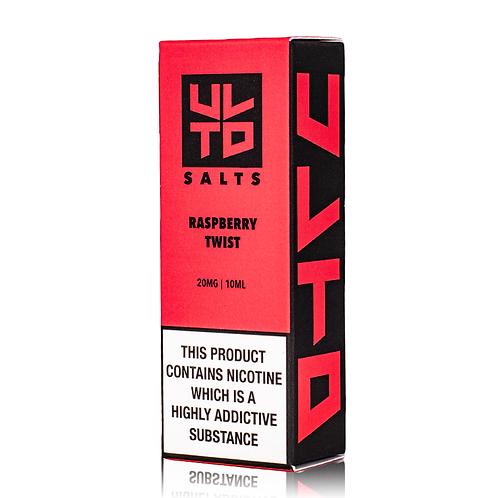 ULTD Salts - Raspberry Twist 10ml 20MG