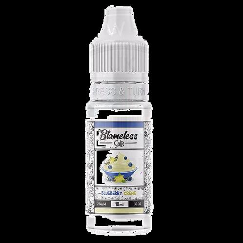 Blameless Salt - Blueberry Creme 10ml