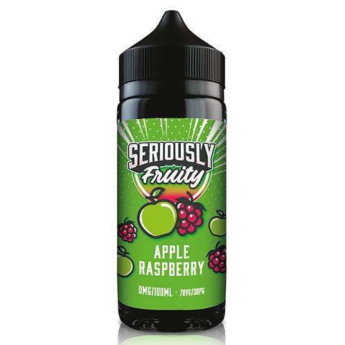 Seriously Fruity - Apple Raspberry 100ml Shortfill E-Liquid