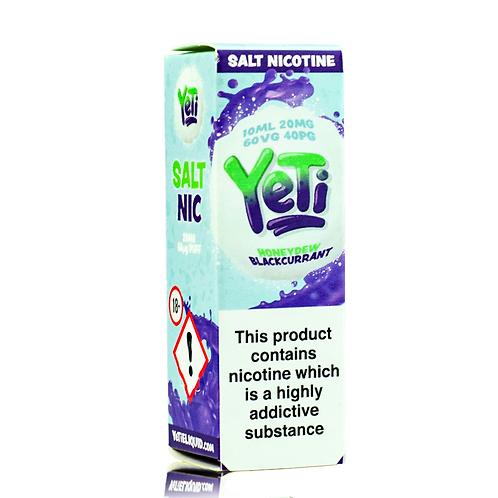 Yeti Salt - HoneyDew & Blackcurrant 20MG