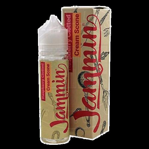 Jammin - Raspberry Clotted Cream Scone 50ml Shortfill E-Liquid