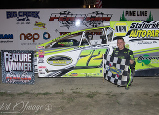 PETRILAK WINS A NAILBITER TO EARN 2ND VICTORY OF THE YEAR