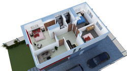 1st floor-3D