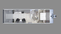 RV Floor Plan