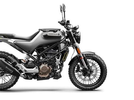 Huqsvarna Svartpilen 125 cc - PRUEBA -