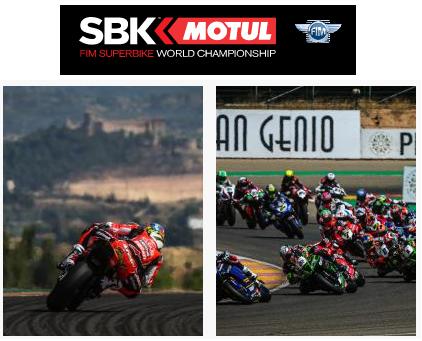 Campeonato Motul FIM World Superbike (21 al 23 Mayo 2021)