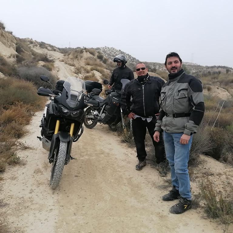 Off-Road  - Salida Ruta Playa