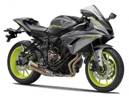 Yamaha R7 - 2022 - Bicilíndrico ??