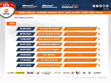 CEV (Campeonato España Velocidad)