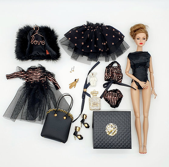 Total Look 8 Piece Night at the Ballet Set