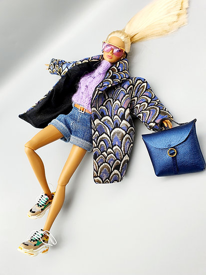 Doll Maxi Coat