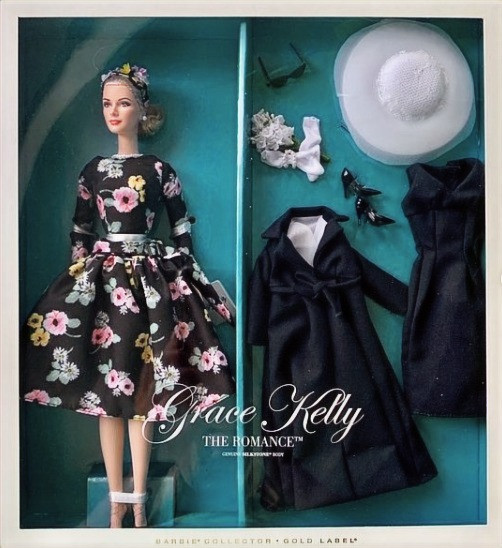 Grace Kelly The Romance Doll