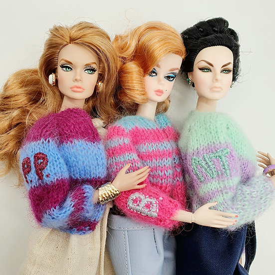 Doll Personalised Jumper