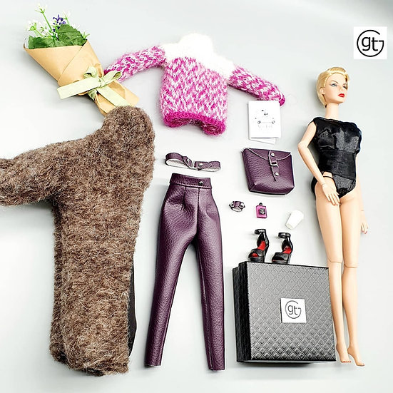 Total Look 6 Piece Fashion Seasonal Set