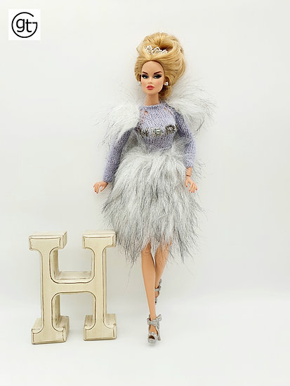 Doll Hope Gown