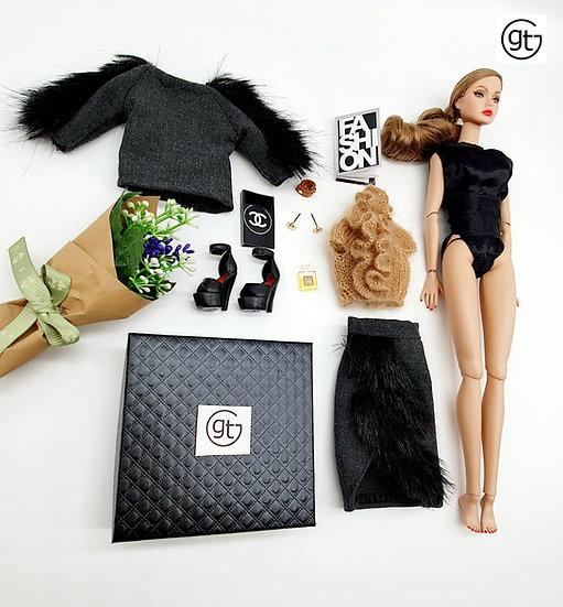Total Look 4 Piece Corporate Fashion Suit