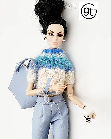 Doll Airy Mohair Jumper