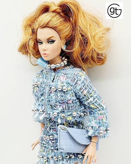 Doll Iconic Boucle Jacket