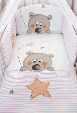 Baby Oliver Design 622 printed baby beddings