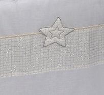 White Star Baby Oliver Quilt & Bumper Set