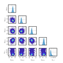Posterior marginals of unknown residual variance