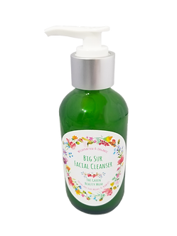 Big Sur Facial Cleanser - 4 oz.(118mL)