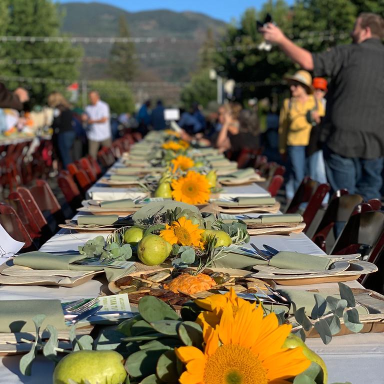 Kelseyville Pear Farm to Fork Dinner 2021