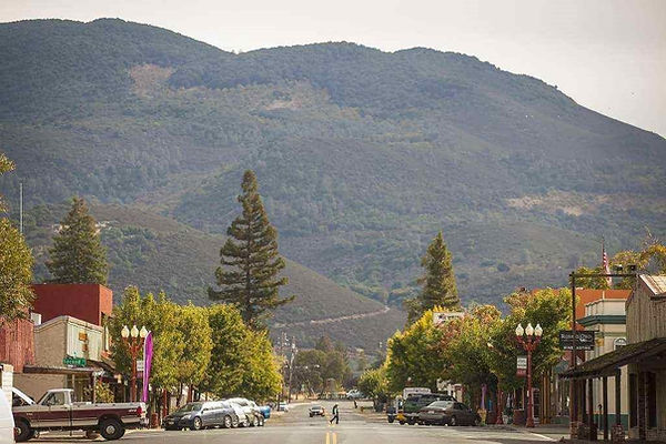 Downtown Kelseyville