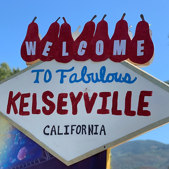 28th Annual Kelseyville Pear Parade 2021