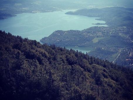A Trip Up Mt. Konocti