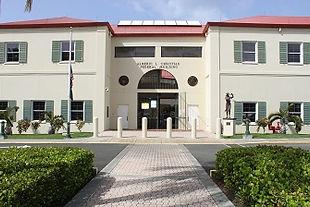 Corte Federa Saint Thomas sistemas contr