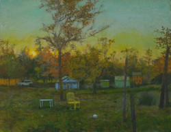 Bloomington Backyard