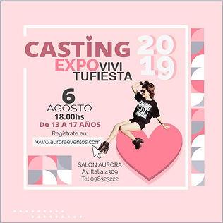 Casting Fiesta