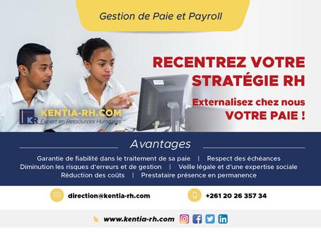 Gestion de Paie et Payroll