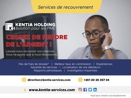Services de Recouvrement